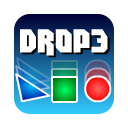 Drop3 Chrome app